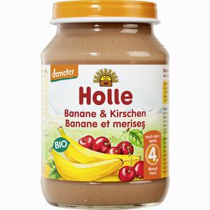 Abbildung von Holle Banane & Kirschen Brei 190 g
