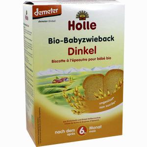 Abbildung von Holle Bio Baby Dinkel- Zwieback 200 g