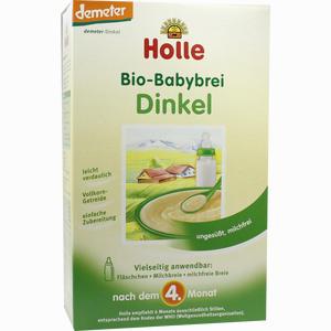Abbildung von Holle Bio- Babybrei Dinkel  250 g