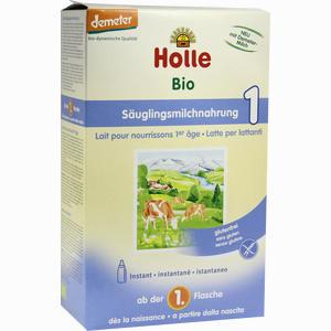 Abbildung von Holle Bio- Säuglingsmilchnahrung 1 Pulver 400 g