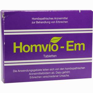 Abbildung von Homvio- Em Tabletten  50 Stück