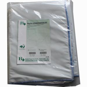 Abbildung von Hospitex Krankenunterlage 75x85mm mit Einstecktüchern 45cm Breit 1 Stück