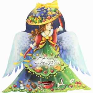 Abbildung von H&s Adventskalender Teezeit Filterbeutel H&s tee 24 Stück