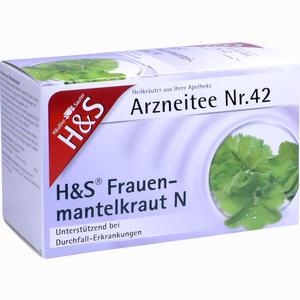 Abbildung von H&s Frauenmantelkraut N Filterbeutel 20 Stück