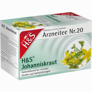 Abbildung von H&s Johanniskraut Filterbeutel 20 Stück