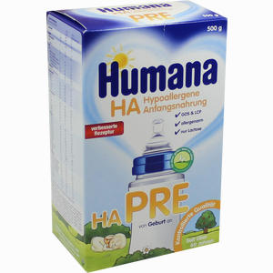 Abbildung von Humana Ha Pre Pulver 500 g