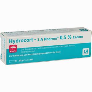 Abbildung von Hydrocort - 1 A Pharma 0. 5 % Creme 20 g
