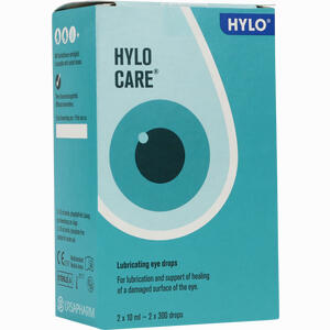 Abbildung von Hylo- Care Augentropfen 2 x 10 ml
