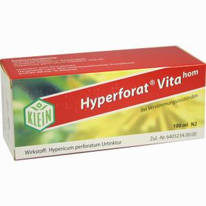 Abbildung von Hyperforat Vitahom Tropfen 100 ml