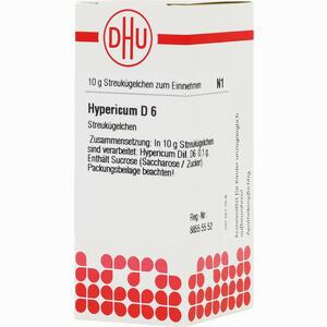 Abbildung von Hypericum D6 Globuli 10 g