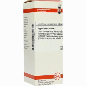 Abbildung von Hypericum Extern Tinktur  50 ml