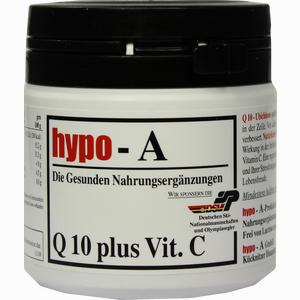 Abbildung von Hypo- A Q 10 Vitamin C Kapseln 90 Stück