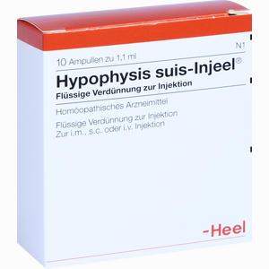 Abbildung von Hypophysis Suis- Injeel Ampullen  10 Stück