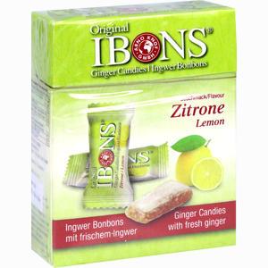 Abbildung von Ibons Zitrone Bonbon 60 g