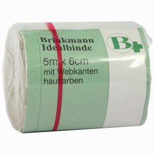 Abbildung von Idealbin Bri Web Hautf 5x6 Binde 1 Stück