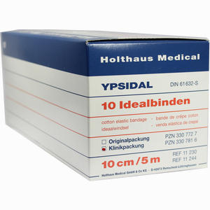Abbildung von Idealbind Ypsidal 10cmx5m Binde 10 Stück