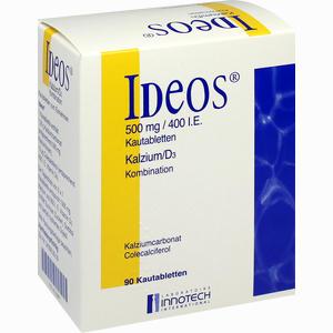 Abbildung von Ideos Kautabletten 90 Stück
