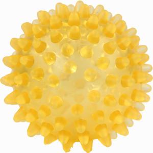Abbildung von Igelball 6cm Orange- Transparent 1 Stück
