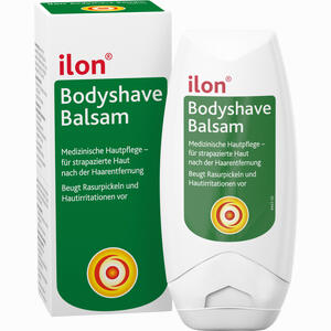 Abbildung von Ilon Bodyshave Balsam  100 ml