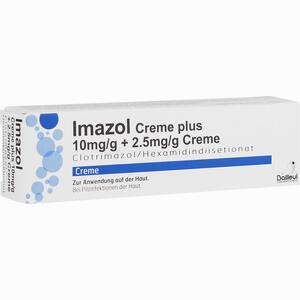 Abbildung von Imazol Creme Plus  25 g