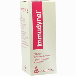 Abbildung von Immudynal Urtinktur Dilution 100 ml