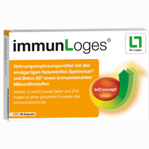 Abbildung von Immunloges Kapseln 60 Stück