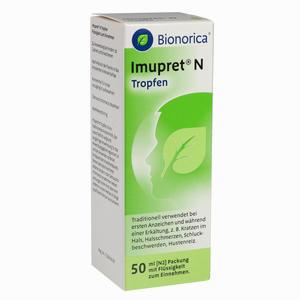 Abbildung von Imupret N Tropfen  50 ml