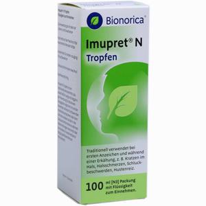 Abbildung von Imupret N Tropfen  100 ml