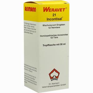 Abbildung von Incontisal 21 Vet Tropfen 50 ml
