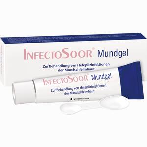 Abbildung von Infectosoor Mundgel Gel 20 g