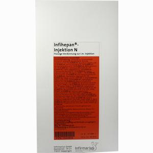 Abbildung von Infihepan- Injektion N Ampullen 50 Stück