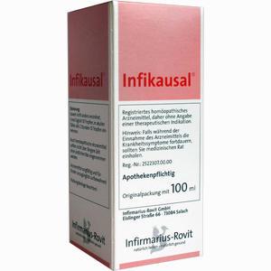 Abbildung von Infikausal Tropfen  100 ml