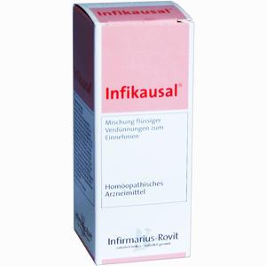 Abbildung von Infikausal Tropfen 50 ml