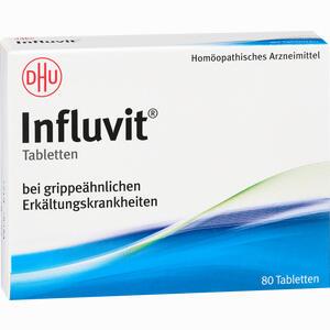 Abbildung von Influvit Tabletten 80 Stück