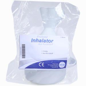 Abbildung von Inhalator Kunststoff Param  1 Stück
