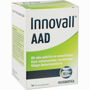 Abbildung von Innovall Microbiotic Aad Pulver 14 x 5 g