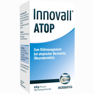 Abbildung von Innovall Microbiotic Atop Pulver 60 g