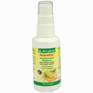 Abbildung von Insektenschutz Hautspray Herbasektos  50 ml