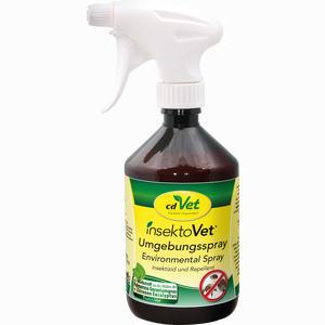 Abbildung von Insektovet Umgebungsspray  500 ml