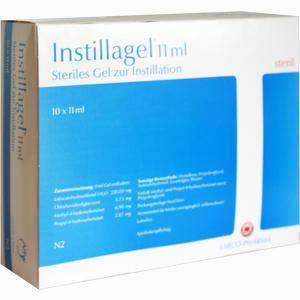 Abbildung von Instillagel Gel 10 x 11 ml