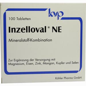 Abbildung von Inzelloval Ne Filmtabletten 100 Stück