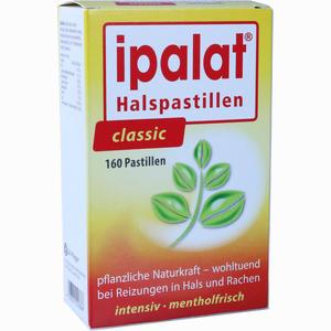 Abbildung von Ipalat Halspastillen Classic  160 Stück
