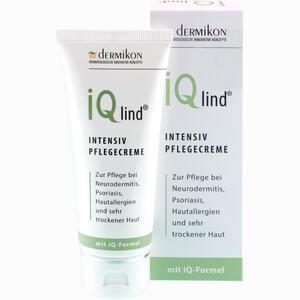 Abbildung von Iqlind Intensiv Pflegecreme  100 ml