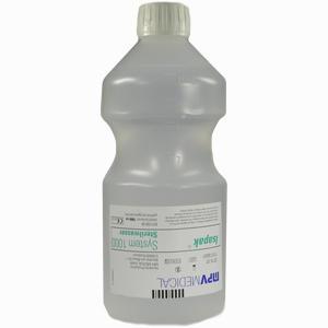 Abbildung von Isapak System 1000 Sterilwasser 1000 ml