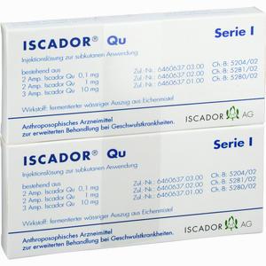 Abbildung von Iscador Qu Serie I Ampullen 14 x 1 ml