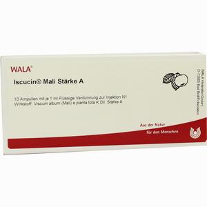 Abbildung von Iscucin Mali Stärke A Ampullen  10 x 1 ml
