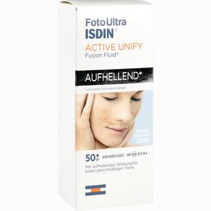 Abbildung von Isdin Fotoultra Active Unify Emulsion 50 ml
