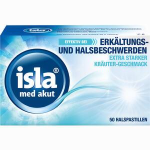 Abbildung von Isla Med Akut Pastillen 50 Stück