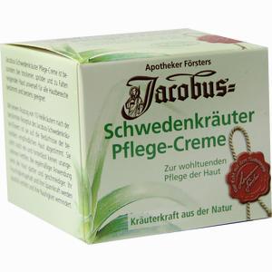 Abbildung von Jacobus Schwedenkräuter Creme  100 ml
