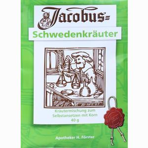 Abbildung von Jacobus- Schwedenkräuter Pulver 40 g